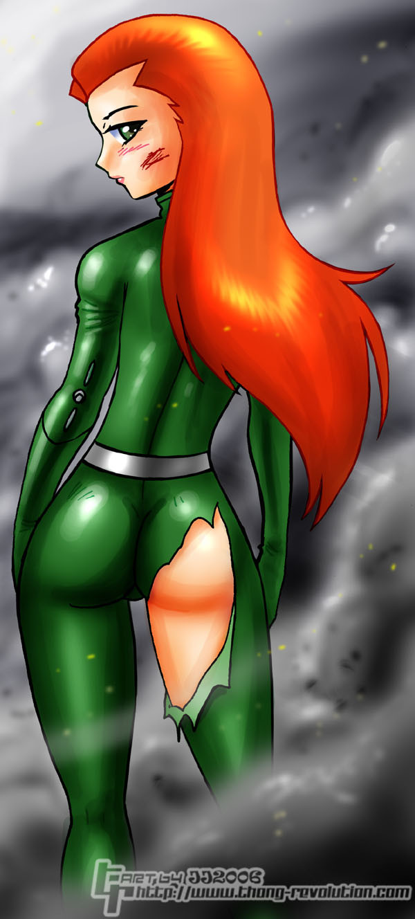 Free Totally Spies Naked